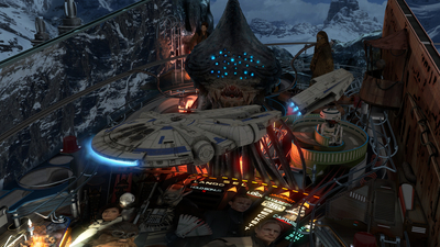 Star Wars Pinball: Solo Pack Screenshot 1
