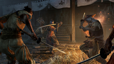 Sekiro: Shadows Die Twice Screenshot 4
