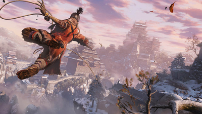 Sekiro: Shadows Die Twice Masthead