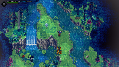 CrossCode Screenshot 1