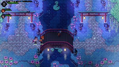 CrossCode Screenshot 2