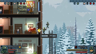 Door Kickers: Action Squad Screenshot 2