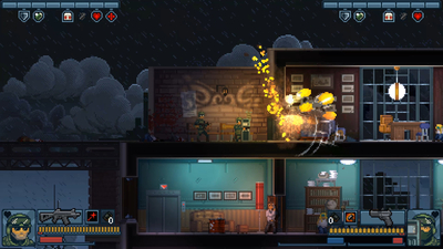 Door Kickers: Action Squad Screenshot 4