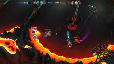 Heavy Metal Machines Screenshot 3