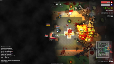 Final Days Screenshot 2
