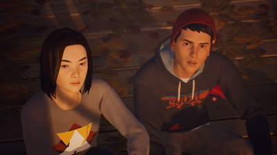 Life is Strange 2 - Episode 1: Roads Screenshot 2