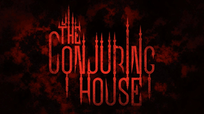 The Conjuring House Masthead