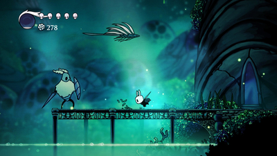 Hollow Knight: Voidheart Edition Screenshot 1