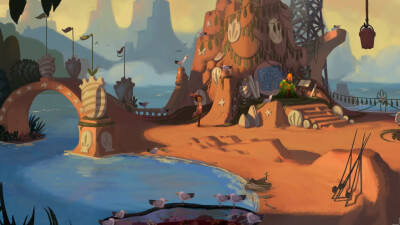 Broken Age: Act 1 Screenshot 1