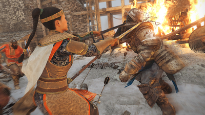 For Honor: Marching Fire Screenshot 2
