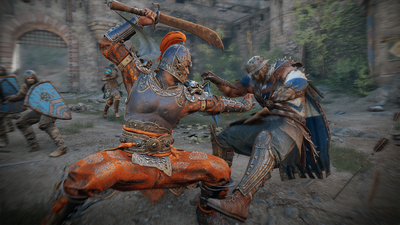 For Honor: Marching Fire Screenshot 3