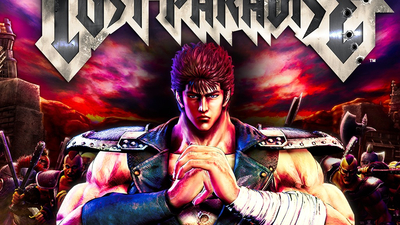 Fist of the North Star: Lost Paradise Masthead