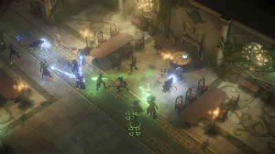 Pathfinder: Kingmaker Screenshot 1