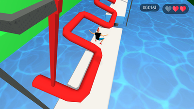 Dare Course Screenshot 1