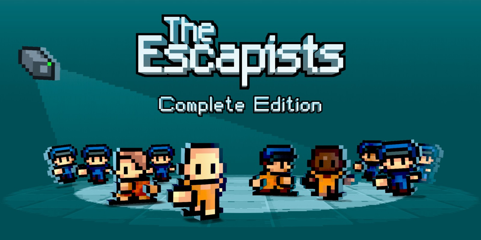 The Escapists: Complete Edition Masthead