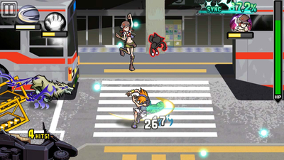 The World Ends With You: Final Remix Screenshot 1