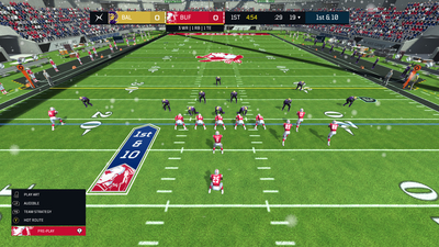 Axis Football 2018 Screenshot 1
