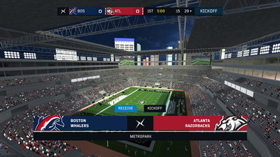 Axis Football 2018 Screenshot 2