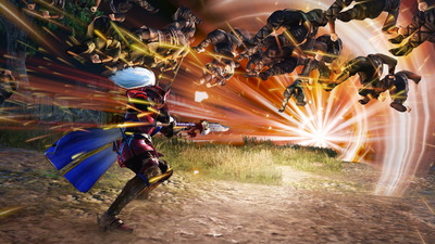Warriors Orochi 4 Screenshot 3