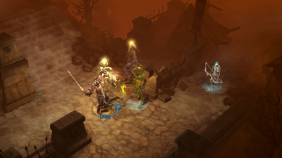 Diablo III: Eternal Collection Screenshot 1