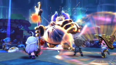 MapleStory 2 Screenshot 2