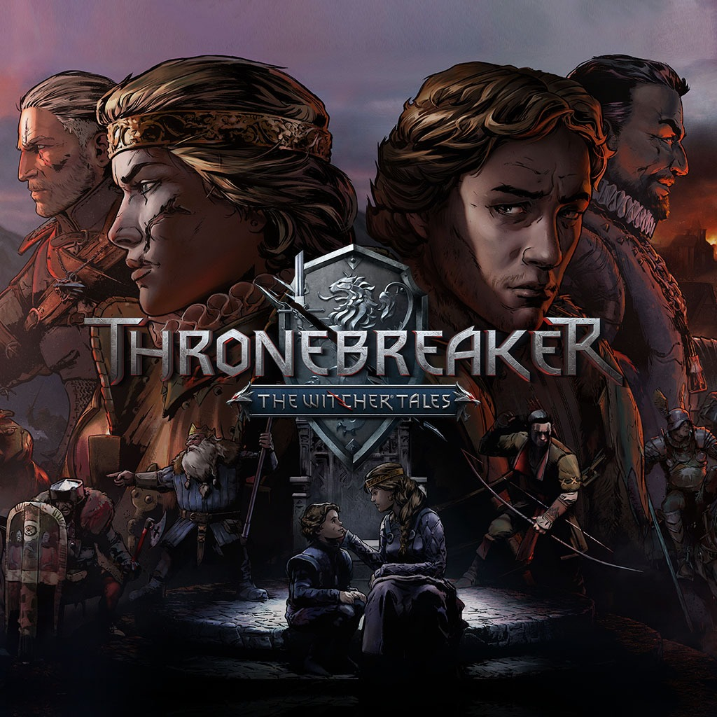 Thronebreaker: The Witcher Tales Masthead