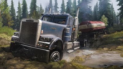 Spintires: Mudrunner - American Wilds Screenshot 1