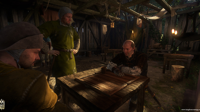 Kingdom Come: Deliverance – The Amorous Adventures of Bold Sir Hans Capon Screenshot 5