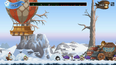 The Legend of Evil Screenshot 1
