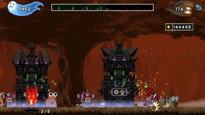 The Legend of Evil Screenshot 2