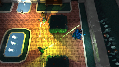 AT SUNDOWN: Shots in the Dark Screenshot 3