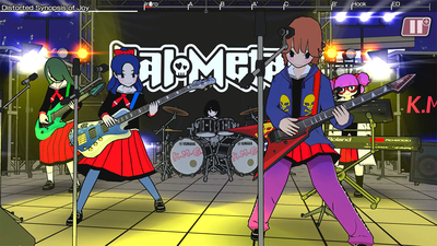 Gal Metal Screenshot 1