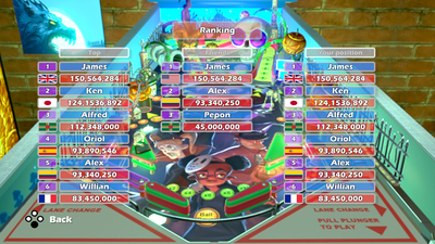 Halloween Pinball Screenshot 5
