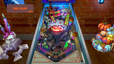 Halloween Pinball Screenshot 4