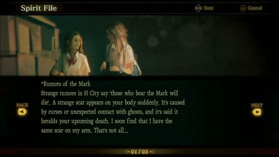 Death Mark Screenshot 4