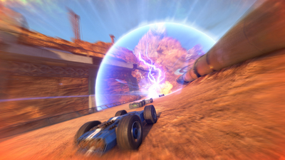 GRIP: Combat Racing Screenshot 7