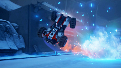 GRIP: Combat Racing Screenshot 3