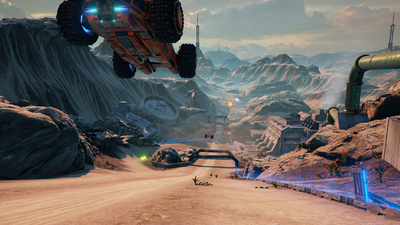 GRIP: Combat Racing Screenshot 2