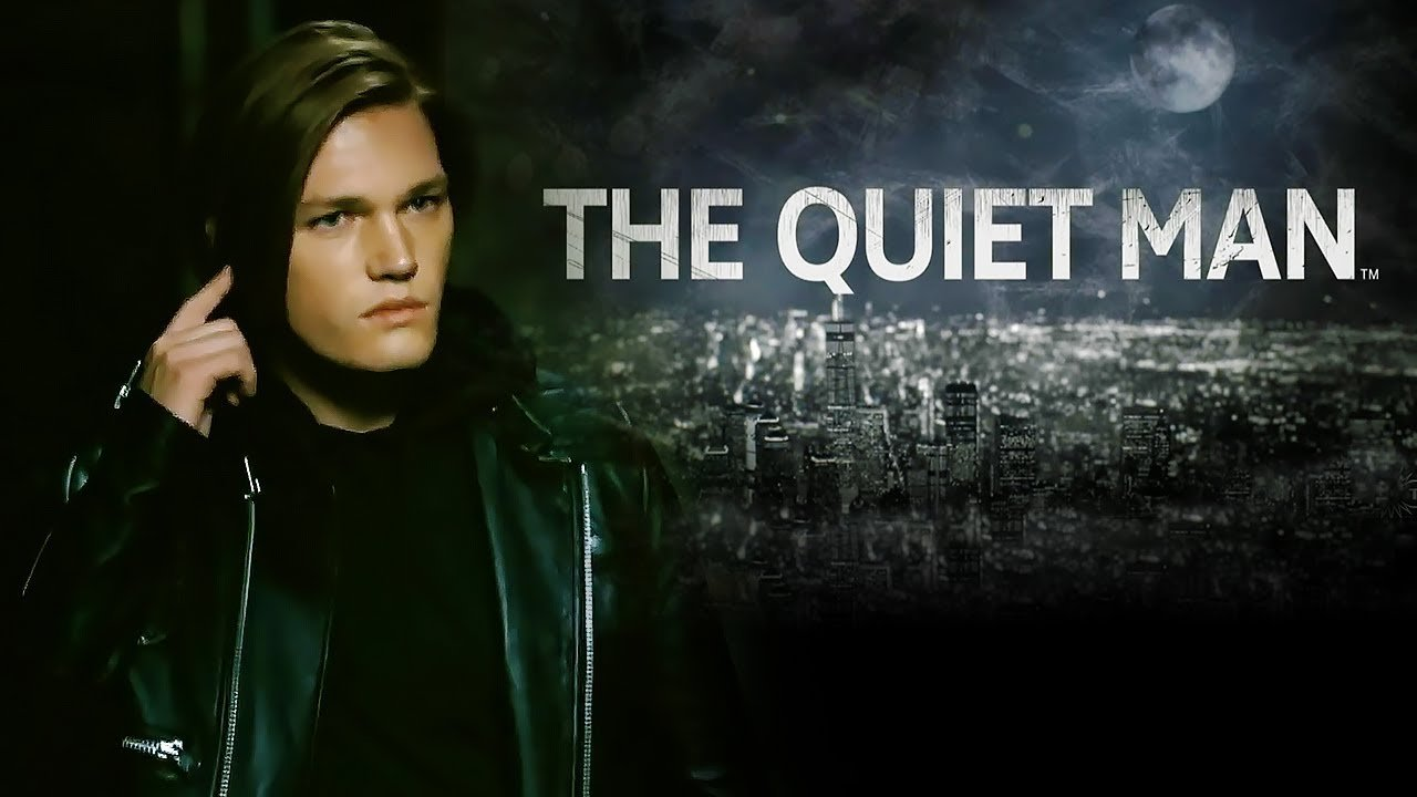 The Quiet Man Masthead