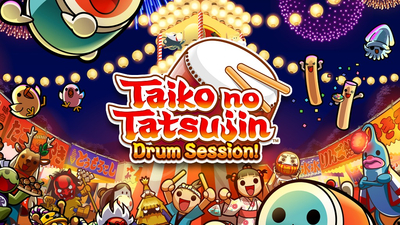 Taiko no Tatsujin: Drum Session! Masthead