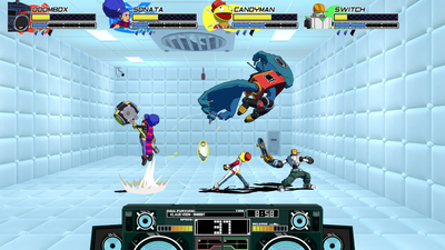 Lethal League Blaze Screenshot 4