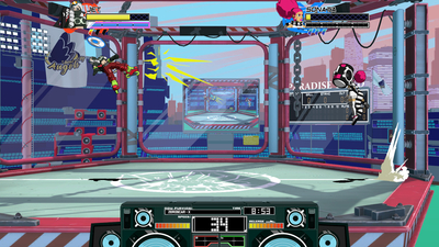 Lethal League Blaze Screenshot 5