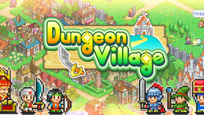Dungeon Village Masthead