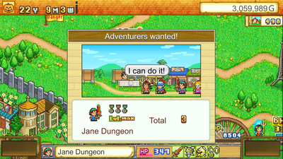 Dungeon Village Screenshot 2