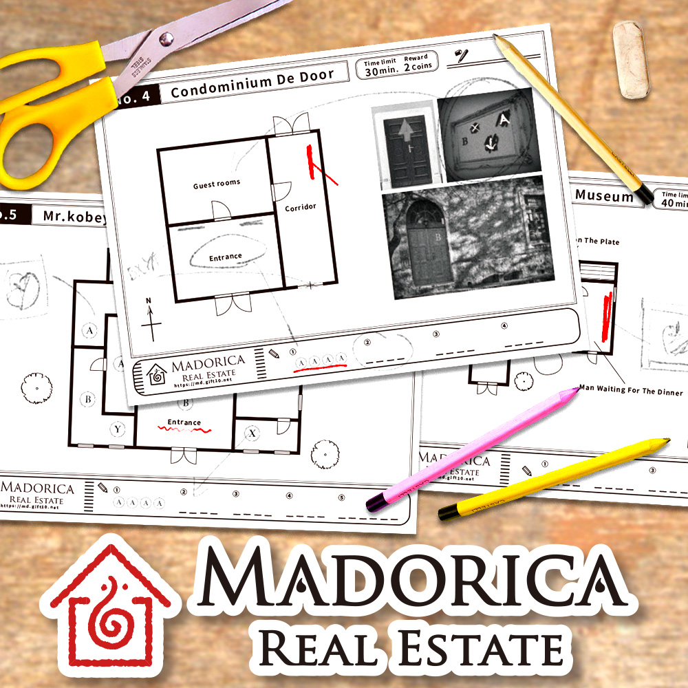 Madorica Real Estate Masthead
