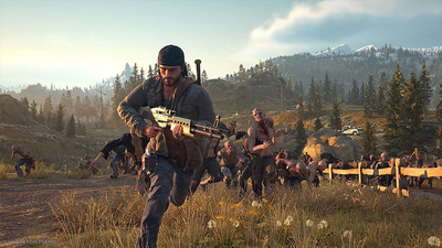 Days Gone Screenshot 1