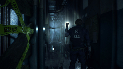 Resident Evil 2 Screenshot 2