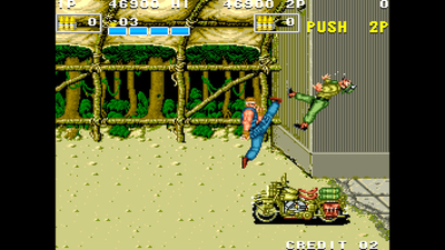 SNK 40th Anniversary Collection Screenshot 4