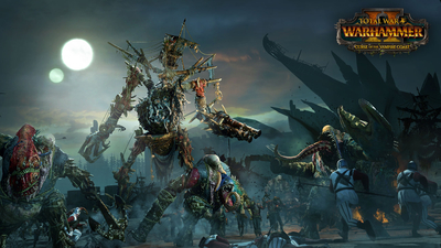 Total War: WARHAMMER II - Curse of the Vampire Coast Screenshot 2