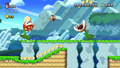 New Super Mario Bros. U Deluxe Screenshot 4